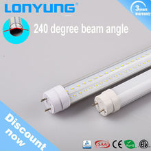 Best price led T8 tube lights 9w frosted