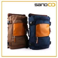 Alibaba China Sandoo best funny military travel bag, canvas travel bag