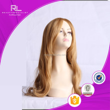 24inch hair blonde full lace silk top wig 100% real human hair wigs