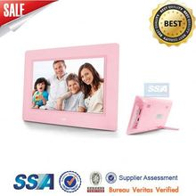 8 inch digital photo frame with HD 1024*768 Pixels