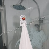wholsesale alibaba low price home decorate corner wall hooks