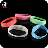 Good Quality New Year Christmas Party Favor Wholesale Shenzhen Led Bracelet Manufacturer