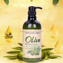 Halal Herbal Organic Refreshing Best Anti-dandruff Olive Oil Shampoo
