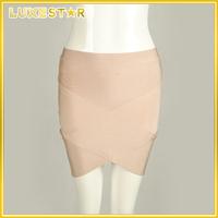 hot miami style casual bandage short skirt