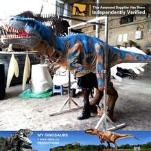 MY Dino-Flexible legs dinosaur costume