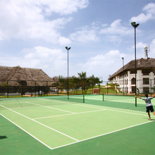 Eco-friendly synthetic used basketball sports court flooring