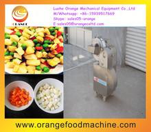 high efficiency industrial vegetable fruit cube cutter