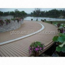 Good quality WPC decking/wood plastic composite deck wpc board/WPC factory from China
