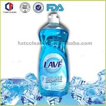 High effective dish washing liquid formula