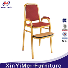 Hight Quality New Designer Attached School Desks And Chair