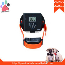 Pet-Tech X-800 electric puppy dog fence 100 levels with LCD display