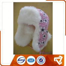 2015 Alibaba Express Beautiful Kids Winter Hat And Caps