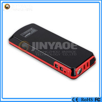 18000mah multi-function 12v output car battery charger lithium polymer booster pack
