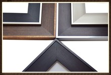 2015 popular selling mirror frame and decorative photo frame ps moulding