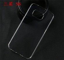 New products Hard PC Cell Phone Case for samsung galaxy s6 Transparent Mobile Phone Case for samsung galaxy s6