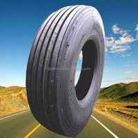 22.5 inches steel radial Truck and Bus tyres with tubeless for steer and all position Price List