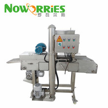 Smaller size breader machine for croquettes / coxinhas / kibe / cheese ball
