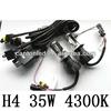 HID conversion kit BI-XENON HI/LOW DUAL BEAM HID Kit H4 H13 9004 9007 9008 AC 55W