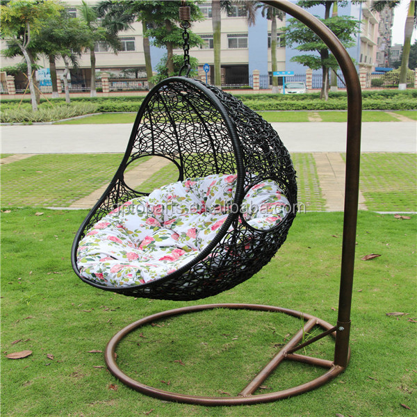 Patio balan oires int rieur et d 39 ext rieur meubles en for Chaise balancoire jardin