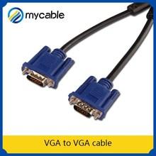 VGA to VGA cable(3+5/3+6) vga scart adapter