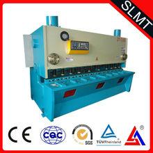 2014 NEW CNC hydraulic sheet shear machine , cnc faceting machine