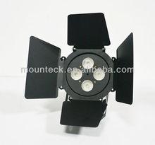 ELIMINATOR LIGHTING PIN-LED1601 NEW 4*4W RGBW PINSPOT LIGHT EFFECTS PIN SPOT LED DISCO PROJECT LIGHT pin spot light