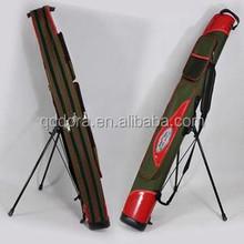 new style canvas waterproof fishing rod bag fly fishing bag