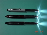 High quality metal LED light ballpoint pen Glow LED ballpoint pens with OEM service available