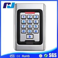 Factory Price Waterproof rfid Door Entry System With Metal Keypad