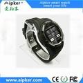 Aipker nuevo producto contiene la presión del aire/temperatura/altitud/podómetro/brújula reloj deportivo