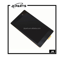 100% tested for ASUS Google Nexus 7 2st k008 k009 LCD display touch screen with digitizer replacement