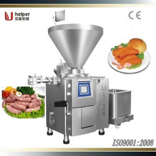 Vacuum sausage stuffer/filler/filling machine