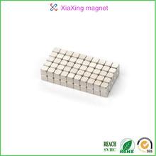 Neodymium Magnet N-38SH (L x B x H) 2 x 10 x 6 mm Material N38SH