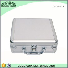 Cheap waterproof aluminum briefcase portable metal case