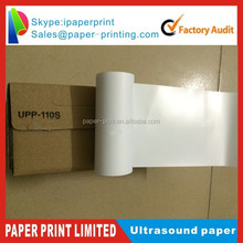 ultrasound UPP-110S thermal paper 110mm*20m for video printers used in the hospital
