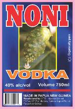 Vodka Noni