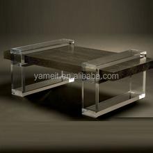 Acrylic furniture acrylic tea table hydraulic test bench for sale acrylic bench acrylic chair OEM ODM