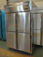 Vertical refrigerator ,Stainless steel freezer