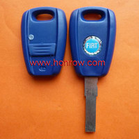 High Quality Fiat 1 button remote key blank , shell key fiat 500, fiat 500 key cover