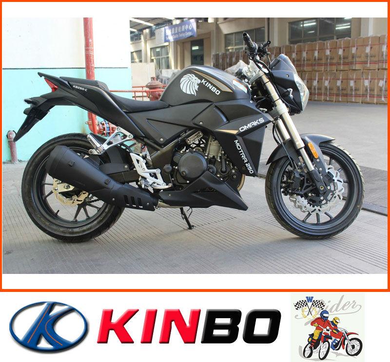 새로운 250cc 오토바이