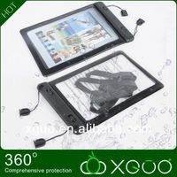 For apple waterproof case for tablet