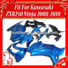 Fairings for KAWASAKI Ninja 250R EX 250 2008 2009 2010 2011 EX250 ZX250R 08 09 10 11 ABS Plastic Injection Mould