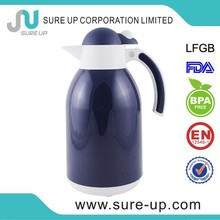The hottest plastic body and glass liner hot sales vacuum jug (JGGD010)