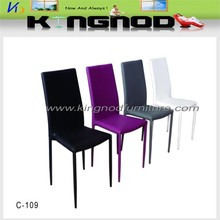 European style dining room chairs Colorful Dining Chair