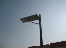 40w Integrated Solar Led Street Light 12v 100w Solar Panel Price