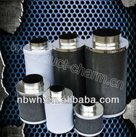 Aluminum flange filter for hydroponic made in China