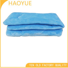 warm yellow printed polyester fashion blanket hospital receiving blankets colorful blanket