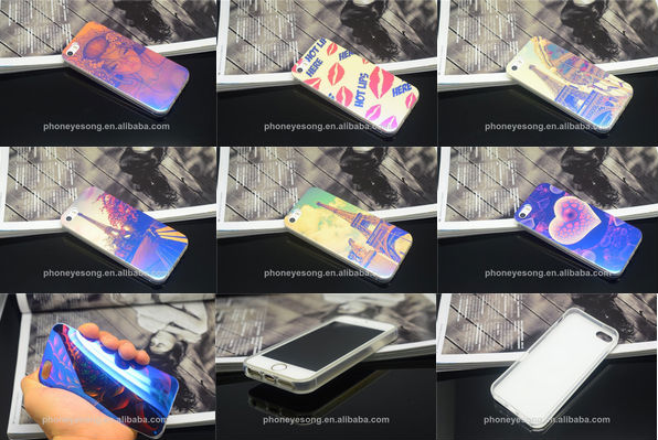 Sublimation cases wholesale for iphone/mobile phone accessory