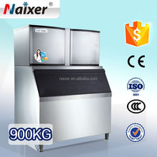 energy saving commercial cubic ice making machine