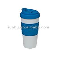 striped irish coffee mug warmer